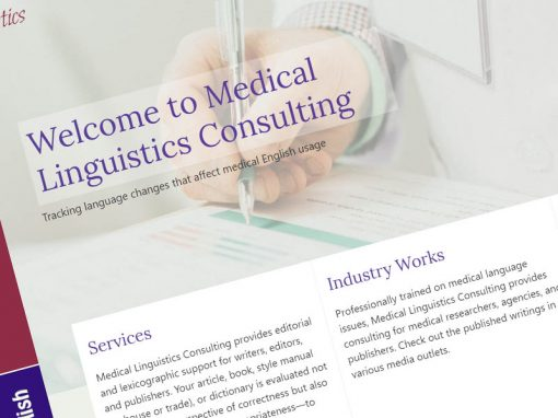 Medical Linguistics Consulting